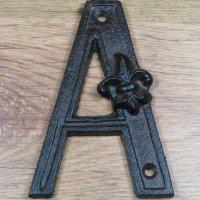 "Hausnummer Buchstabe Buchstaben A B C  ""A""..."