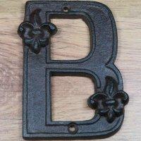 """Hausnummer Buchstabe Buchstaben A B C  """"B""""..."""