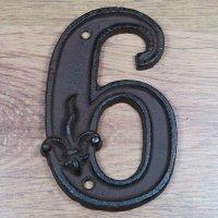Hausnummer Nummer Nummern Ziffern Ziffer Zahl Zahlen...