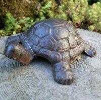 Schildkröte Gusseisen Garten Tiere Gartentiere...