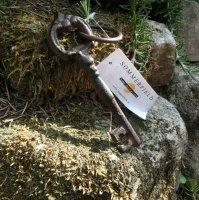 Schlüssel Dekoschlüssel Dekoartikel Gusseisen...