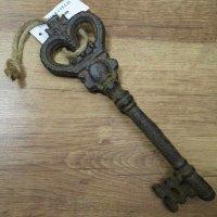 Schlüssel Dekoschlüssel Dekoartikel Gusseisen Gartendeko Deko Landhaus TA00706-B