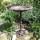 Vogeltränke Standvogeltränke Gusseisen Vogelbad Futtertränke Vogel  FB165